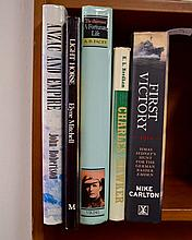 5 x books - Australian Military WW1 Anzac Light Horse