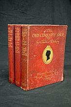3 Volumes of Illustrated Charles Dickens Stunning Colour Plates 1910s