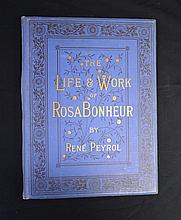Life and Work of Rosa Bonheur - Extremely Scarce - Pub 1880 - Illustrated
