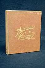 Adelaide and Vicinity - Published 1901 - South Australia
