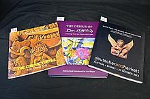 Donald Friend, 3 books
