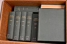 Bound volumes of History of Science Published 1920