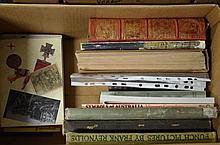 Box of Miscellaneous Titles - Pulps Comics Govt Papers 19th Century Illustrated