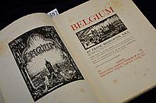 Belguim by Frank Brangwyn 1916