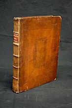 1723 First edition of the History of the Isle of Anglesey
