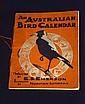 Australian Bird Calendar Norman Lindsay Illustrations