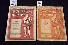 Snowy Baker's Magazine 2