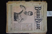International Boxing Blade 1927