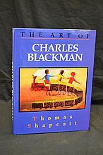 Charles Blackman - signed