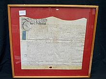 1703 English Indenture