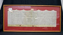 1692 English Indenture