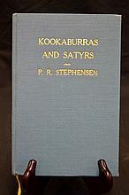 Kookaburras and Satyrs by P.R. Stephensen