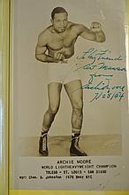 Boxing Photgraphs