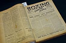 Boxing 1917-18Boxing 1917-18