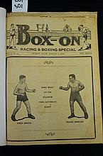 Box-On 1920-21