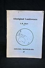 Traditional Aboriginal Land ownership