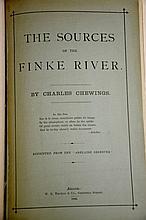 Rare Centralian Exploration Finke River