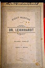 Exloring With Leichhardt