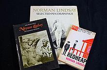 Norman lindsay x 3