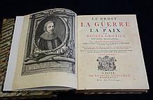 1786 Hugo Groutius: International Law