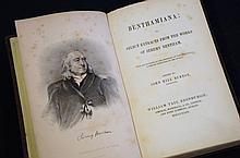 1843 Bentham - Philosophy of Law