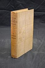 Tess of the D'urbervilles First One Volume Edition