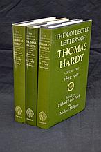 Thomas Hardy  Collected letters 3 Vols