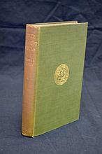 Thomas Hardy  First Edition Poetry
