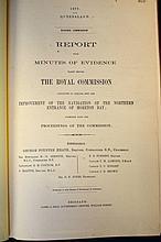 1877 Navigation of the Entrance of Moreton Bay 1877