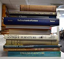 11 Books on Furniture