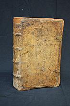 RARE MARTIN LUTHER BOOK, 1554