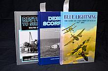 3 x Australian Military Aviation Unit Histories