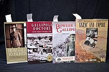4 x Gallipoli