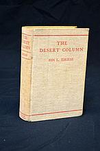 Idriess Desert Column First Edition