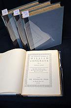 Complete Works of William Congreve