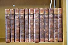 1769 - 1773 Voltaire in English  12 Vols
