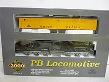 PB LOCOMOTIVE: WALTHERS, 920-40111 UP #606B PB LOCOMOTIVE: WALTHERS, 920-40111 UP #606B BRAND NEW IN PACKAGE! NEVER TAKEN OUT OF BOX.