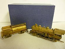 LOCOMOTIVE: UNION PACIFIC RY. 2-8-0 CONSOLODATION LOCOMOTIVE: UNION PACIFIC RY. 2-8-0 CONSOLODATION. UNITED SCALE MODELS, IN BOX.