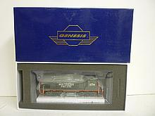 LOCOMOTIVE: SOUTHERN PACIFIC MP15-AC 2718 G66207 LOCOMOTIVE: SOUTHERN PACIFIC MP15-AC 2718 G66207 WITH SOUND, NEW IN BOX, NEVER UNWRAPPED