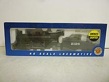 LOCOMOTIVE: BACHMAN USRA 0-6-0 WITH SMOKE LOCOMOTIVE: BACHMAN USRA 0-6-0 WITH SMOKE & TENDER (SANTA FE). NEW IN BOX