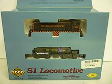 S1 LOCOMOTIVE: SP #1017 ITEM 23734 S1 LOCOMOTIVE: SP #1017 ITEM 23734 BY PROTO 2000 SERIES, NEW IN BOX