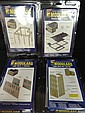 WALTHERS MODEL TRAIN BUILDINGS CORNERSTONE MODULAR