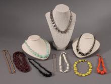 Ladies' Beaded Necklaces (8)