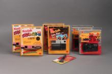 Kodak Cameras and Vivitar Pocket Tripod (7)