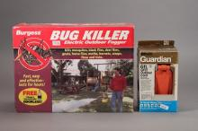 Electric Bug Killer and Outdoor Cord (2)
