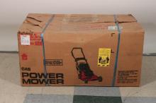 Gas Power Mower