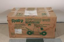 Rally Electric Rotary Lawn Mower