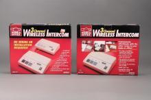 3 Channel Wireless Intercom Systems (2)