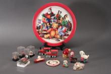Christmas Miniatures and tree ornaments (16)