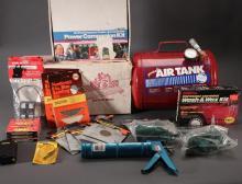 Portable Air Tank/Tools & Accessories (25)
